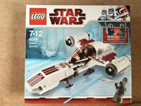 Star Wars Lego set 8085 Freeco Speeder