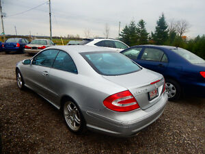 2003 Mercedes-Benz CLK-500 Sport AMG Coupe (2 door) London Ontario image 2