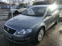 09 REG Volkswagen Passat 2.0TDI CR ( 110PS ) Highline