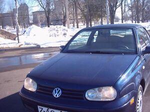 2001 Volkswagen Cabrio convertible Cabriolet