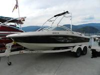 2008 Searay 195 Sport - 220hp 4.3 MPI Mercruiser - MINT!!!