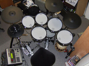 Roland TD-20 V-Pro Electronic Drum Kit