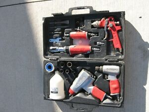 HUSKY AIR TOOLS WITH CASE