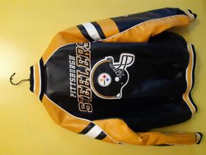 XL Pittsburgh Steelers Jacket