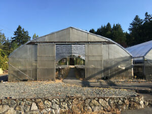Greenhouses Available