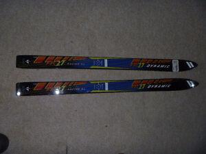 Dynamic kids skis 100cm