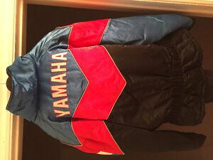 Vintage Yamaha snowsuit