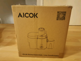 Aicok 400w Juicer - Brand new in box