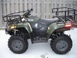 2007 ARCTIC CAT 400 AUTO, 4X4  306 MILES