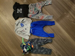 12 months baby boy clothing