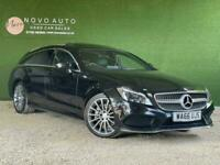 2016 Mercedes-Benz CLS CLASS 3.0 CLS350 D AMG LINE PREMIUM 5d 255 BHP Estate Die