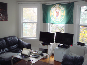 Summer Sublet Two Minute Walk From Dalhousie Campus