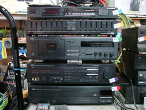 Home Stereo Components- Amps, Tuners, Cassette Decks, Monitors North Shore Greater Vancouver Area image 8