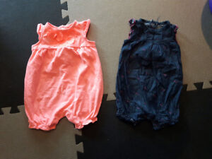 Size 6 Month Girl Outfits