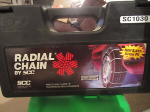Brand New In Box - Tire Chains
