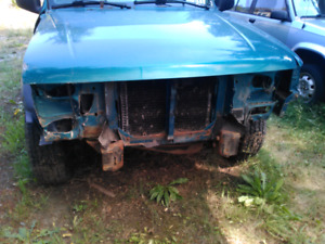 93-97 Ford ranger front end parts.