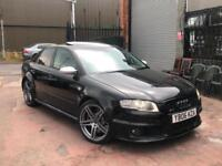 2006 AUDI RS4 4.2 QUATTRO BLACK 4 DOOR MILTEKS SUNROOF S3 RS3 RS6 GOLF R M135i
