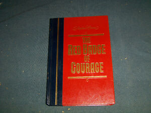 THE RED BADGE OF COURAGE-STEPHEN CRANE-READER'S DIGEST-1982