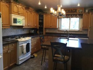Kitchen Cabinets Complete for Sale