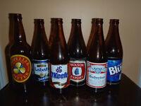 Two Dozen Quart Beer Bottles