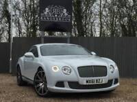 2011 61 BENTLEY CONTINENTAL 6.0 GT MDS 2D AUTO MULLINER DRIVING SPECIFICATION