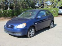 2008 Hyundai Accent Hatchback *WITH INSPECTION**CARPROOF*