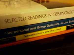 Police Foundations Program Texts (1st year)