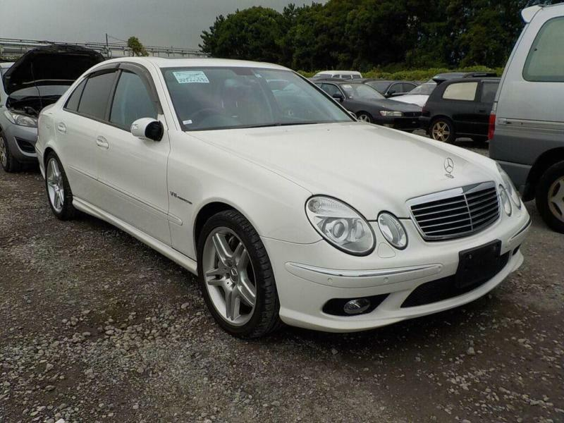 2004 Mercedes-Benz E55 Kompressor AMG 19k Miles FSH in beautiful condition   RHD | in Wembley, London | Gumtree