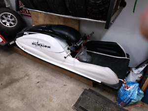 2006 sxr 800.. will trade for a seadoo