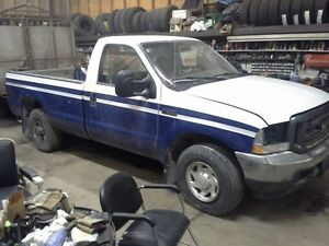 2004 Ford F-250 Pickup Truck propane and gasoline powered