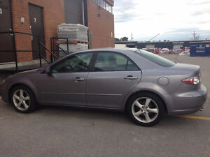 2006 MAZDA MAZDA6 * POWER SEATS * LOADED WITH OPTIONS *