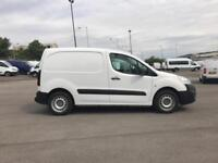 Citroen Berlingo L1 DIESEL 1.6 HDI 625KG 75PS EURO 5 DIESEL MANUAL WHITE (2016)