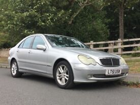 2001 Mercedes C240 Fully Loaded