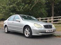 2001 Mercedes C240 Fully Loaded