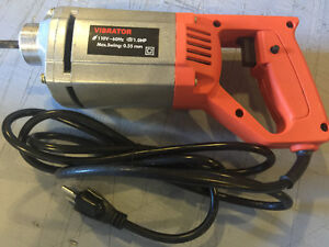 Concrete Vibration Vibrator Motor Tools and Equipment BRAND NEW Peterborough Peterborough Area image 5