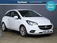 2017 Vauxhall Corsa 1.4 [75] ecoFLEX Energy 3dr [AC] HATCHBACK Petrol Manual