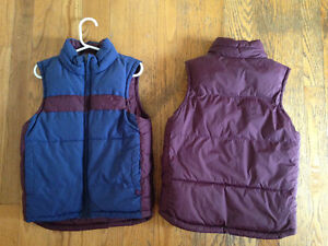 GAP downfilled vest; 4T in perfect condition Kitchener / Waterloo Kitchener Area image 2