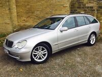 MERCEDES C240 AVANTGARDE AUTO 170BHP BIG SPEC