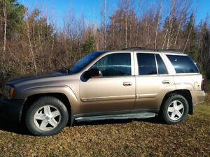 Awesome 2002 Chevrolet Trailblazer LTZ SUV
