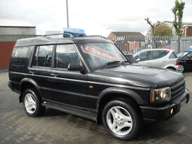 Land Rover Discovery 2.5Td5 7 SEATER auto 2003MY GS