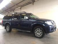 2011 Nissan Navara 3.0 dCi V6 Outlaw Double Cab Pickup 4dr