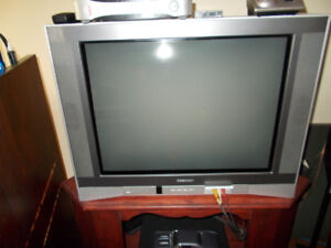 Free Toshiba TV With Remote