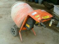 Belle Minimix 150 Cement / Concrete Mixer 110v