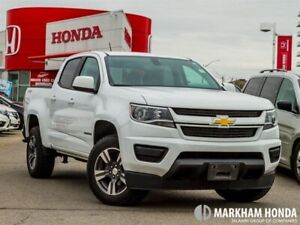 2017 Chevrolet Colorado Crew WT - NO ACCIDENT|1OWNER|MAT|TOURNEA