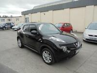 2013 Nissan Juke 1.6 16v Acenta Premium Finance Available