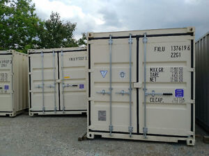 NEW :::: special on new 20ft one trip sea containers! Stratford Kitchener Area image 4