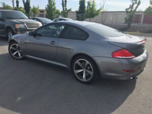 2008 BMW 6-Series Coupe (2 door)