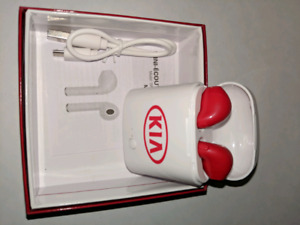 New Kia Airpods RED
