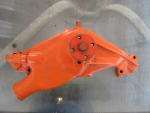 WATER PUMP MANIFOLD CHEVROLET 348/409 ENGINE