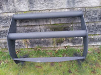 BLACK PUCH BAR FOR YOUR TRUCK/S.U.V/OR JEEP